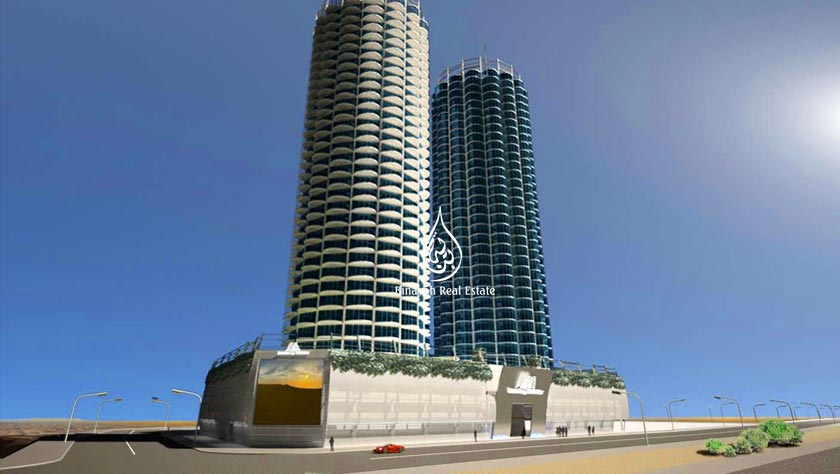 Donna Towers Dubai Silicon Oasis