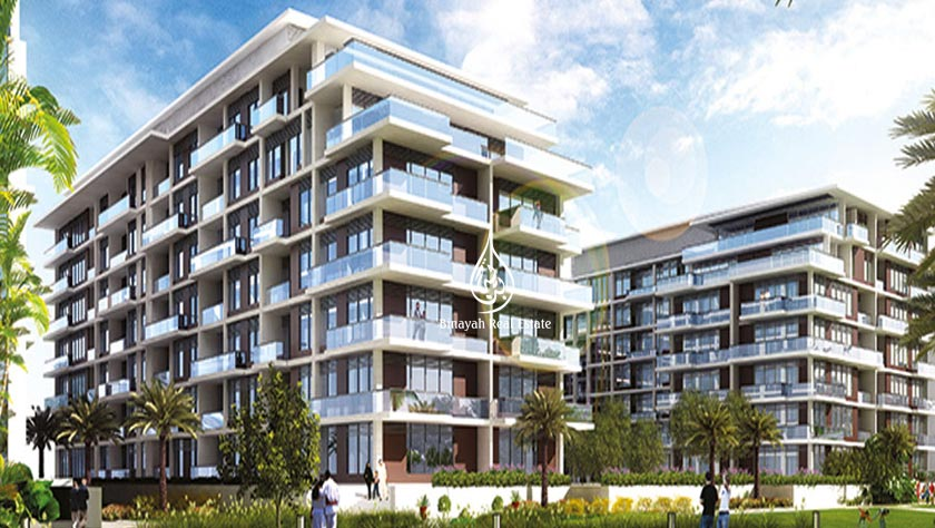 Mulberry Park Heights by Emaar