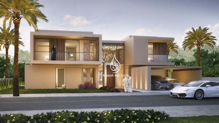 Fairways Vistas Villas in Dubai Hills Estate By Emaar