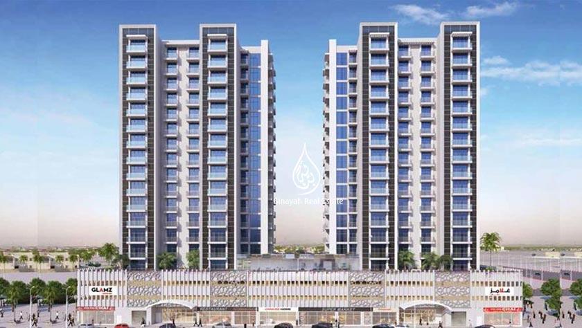 Glamz Residence by Danube Properties Dubai