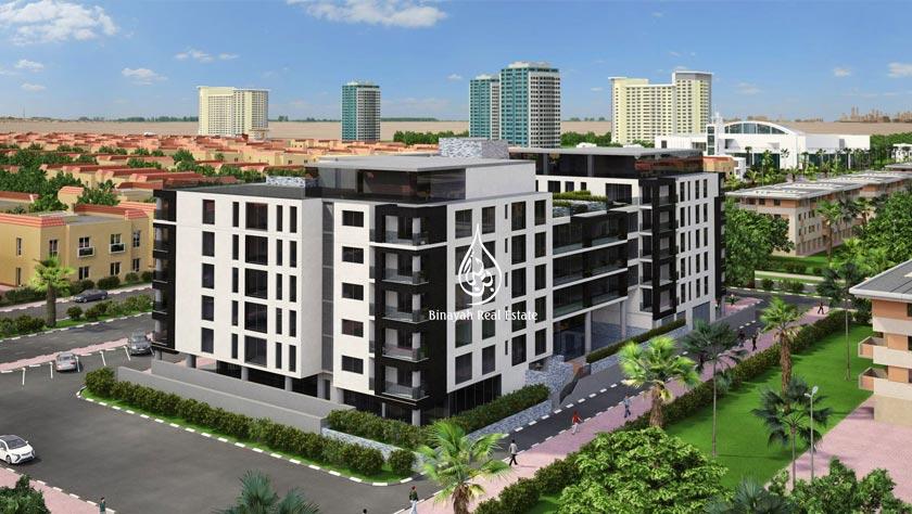 Greenland Apartments MBR City Dubai