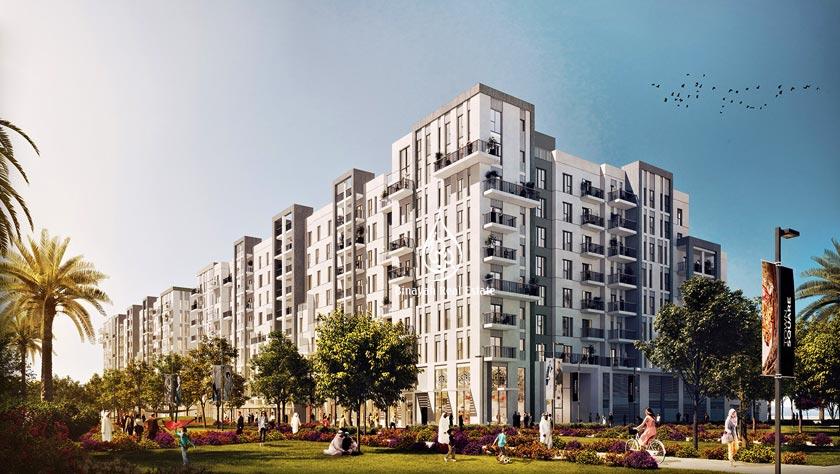 Hayat Boulevard Apartments at Dubai Town Square