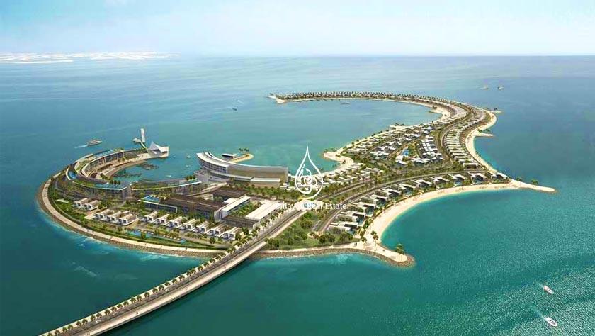 Jumeirah Bay Island Villas for Sale in Dubai