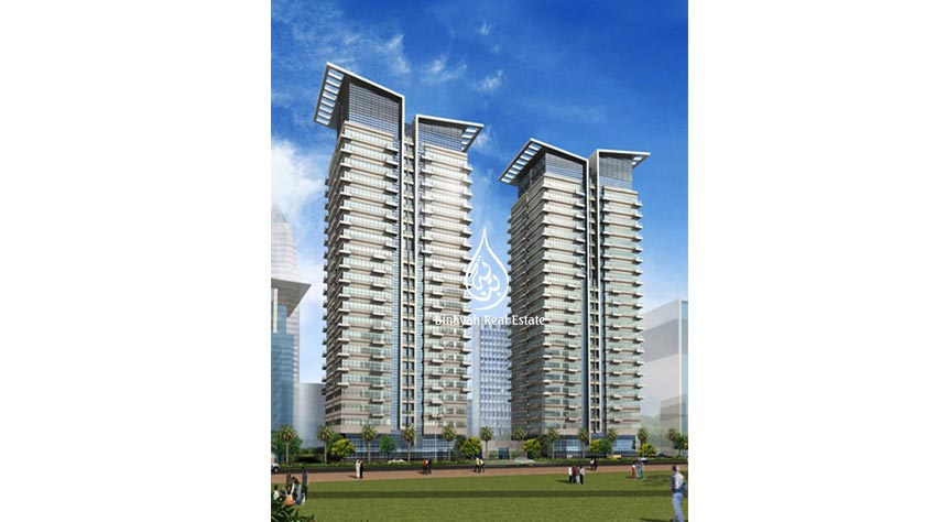 LimeLight Twin Towers Dubai Sports City