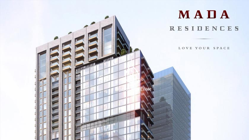 Mada Residences Downtown Dubai