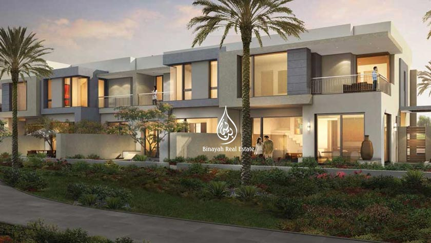 Maple Townhouses at Dubai Hills Estate Townhouse for Sale