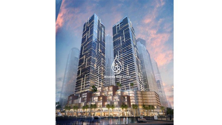 Marina Gate 2 Dubai Marina - Off Plan