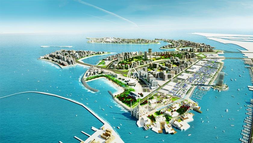 Deira Islands by Nakheel