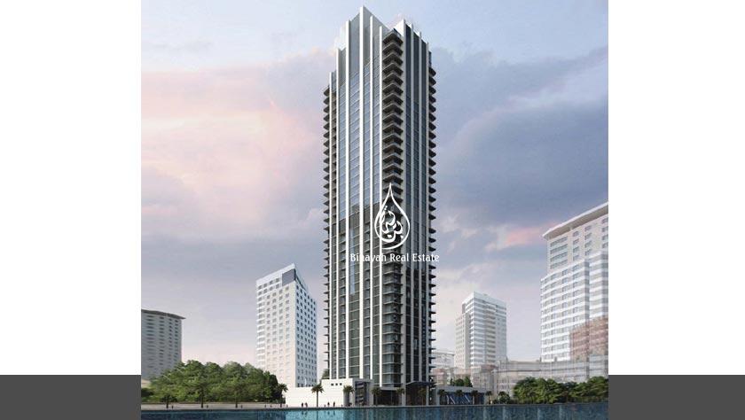 No 9 Tower Dubai Marina by Select Group