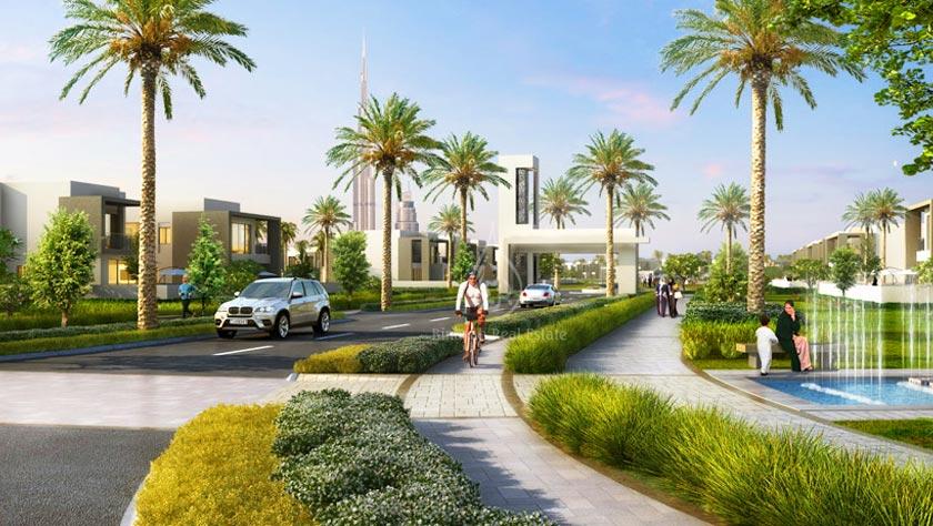 Sidra Villas by Emaar Dubai Hills Estate