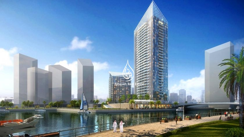 Sparkle Towers Off Plan Property in Dubai Marina
