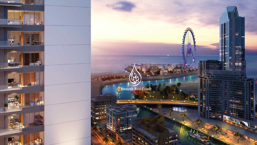 Studio One at Dubai Marina