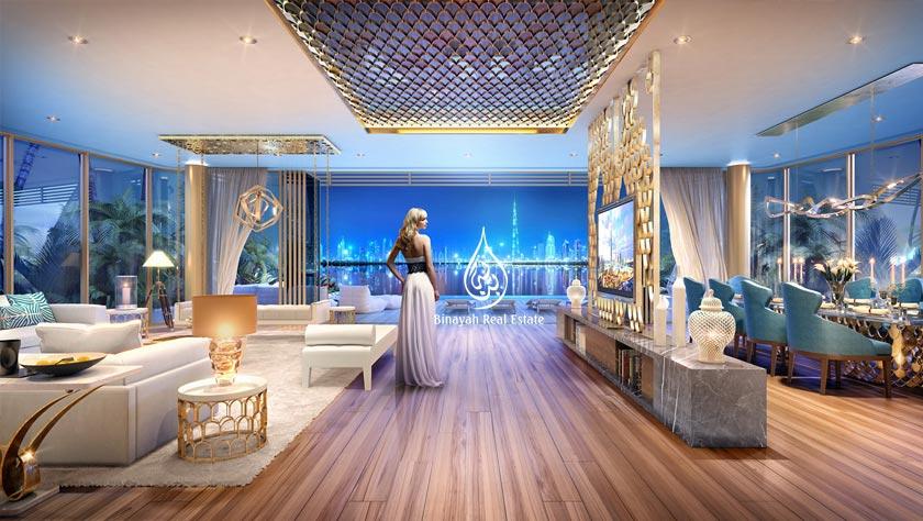 Sweden Villas Dubai World Island