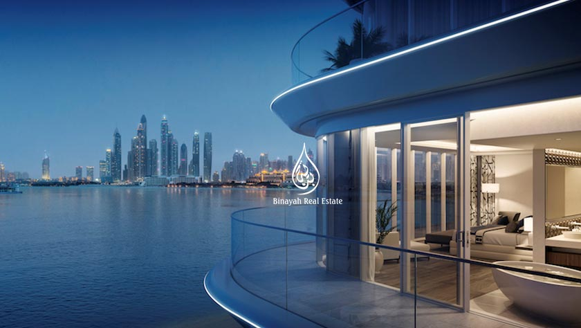 The Alef Residences Apartments in Palm Jumeirah