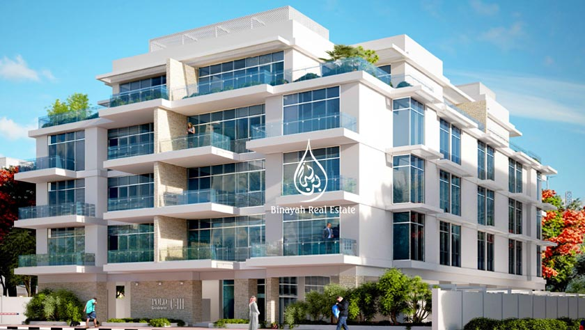 The Polo Residences Off Plan Apartments for Sale