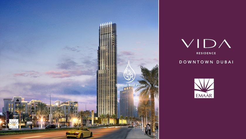 Vida Residence Apartments for Sale in Downtown