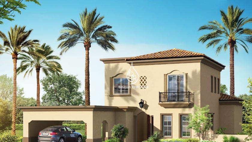 Lila Villas in Arabian Ranches