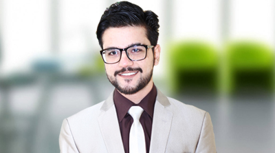 Real Estate Agent in Dubai - Muhammad Raza Sheikh