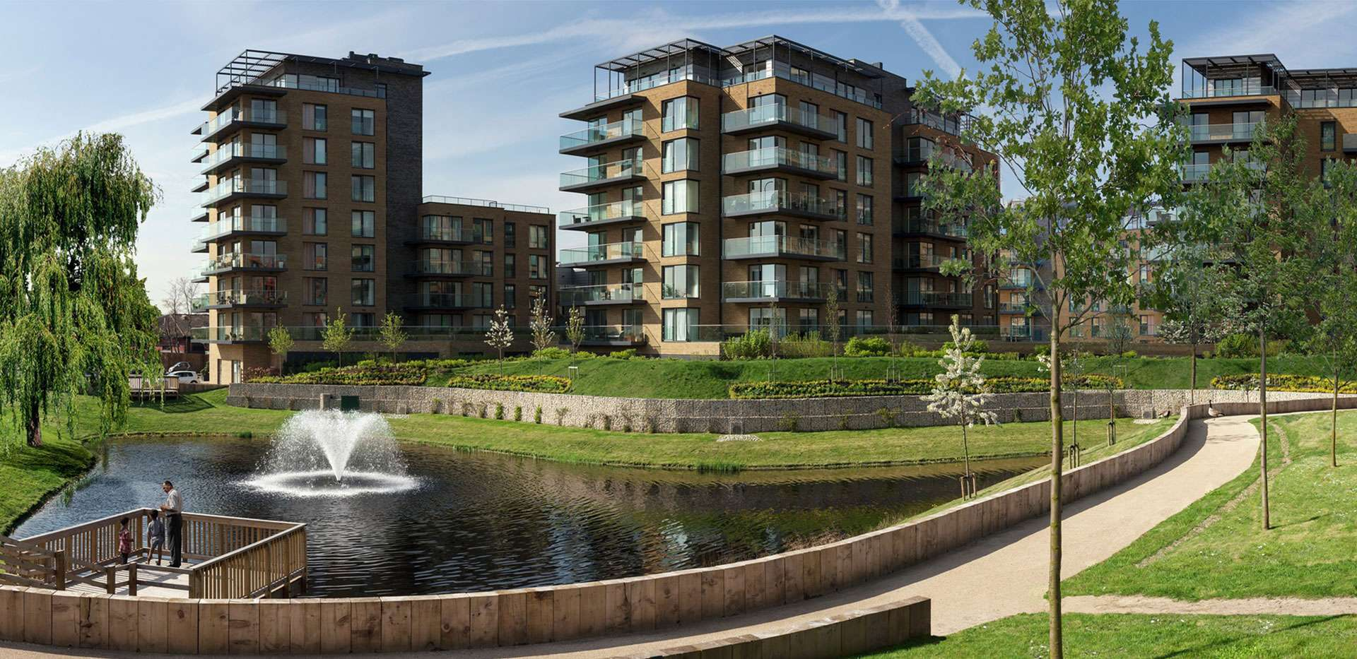 Kidbrooke Village - Apartment for Sale in London from Dubai | Buy Properties in UK