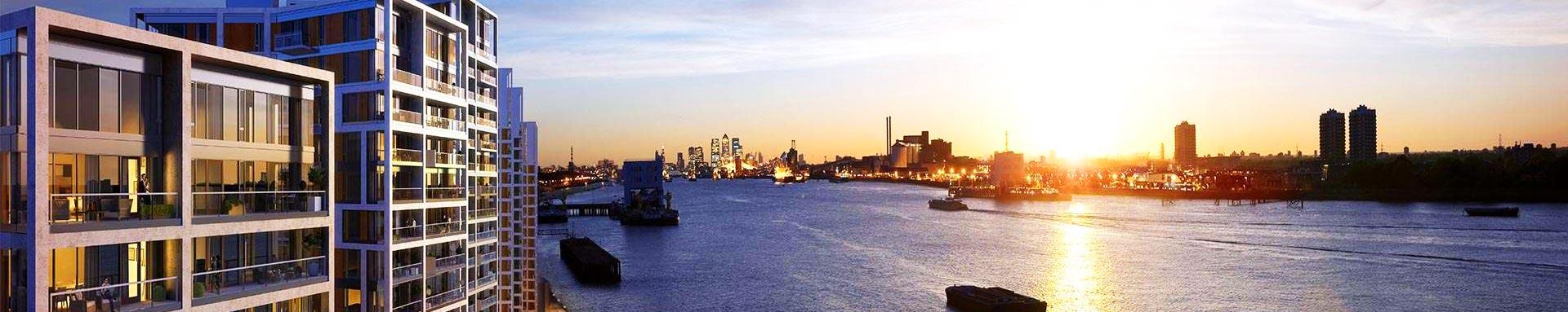Royal Arsenal Riverside London - Apartments for Sale